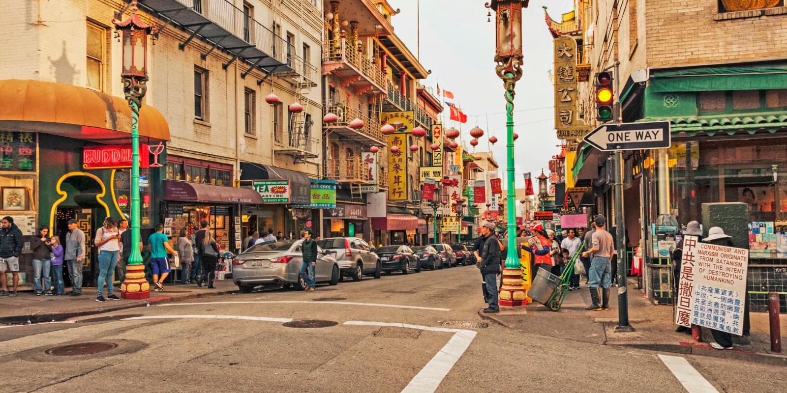 Cannabis ban coming to San Francisco's Chinatown?
